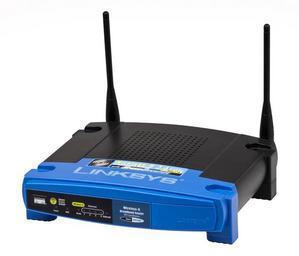 Jiný router