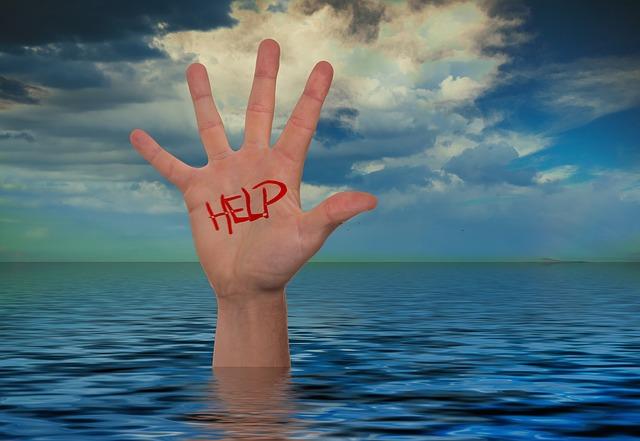 Volání o pomoc