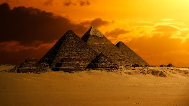 Egyptská krajina