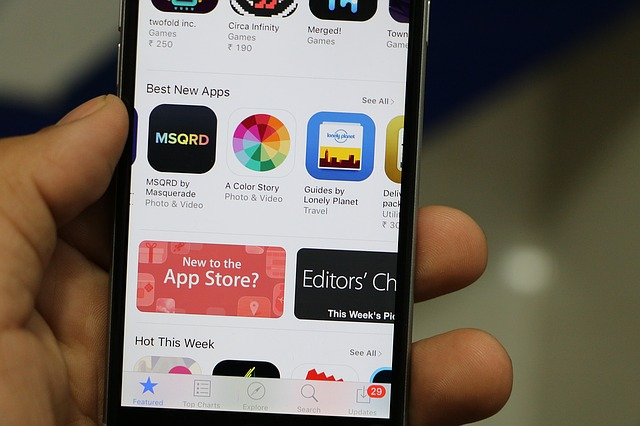 App Store a iPhone
